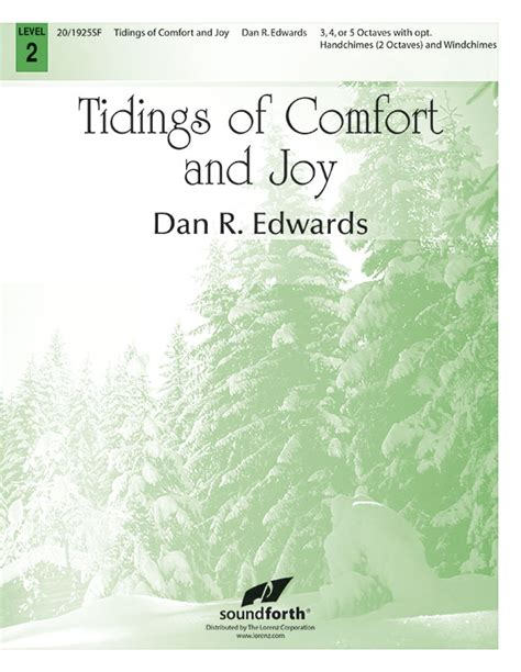 tidings of comfort and joy tidings of comfort and joy