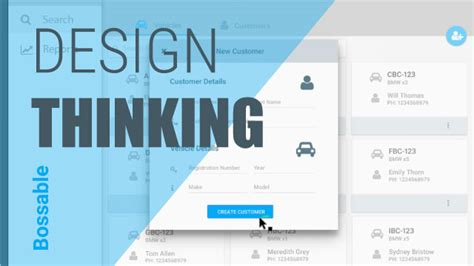 design thinking app bossable idea to boss with fun tutorials exles and videos