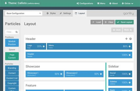 c layout manager exle overview