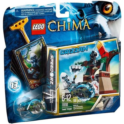 Lego 70110 Legends Of Chima Tower Target Lego Legends Of Chima Sets 70110 Tower Target New