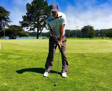 arm swing golf the proper sequence of an efficient takeaway dan hansen