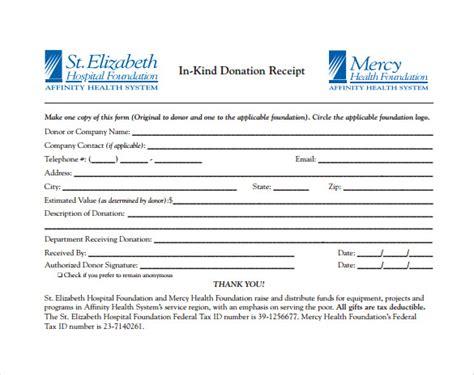 donation receipt templates   google docs google sheets ms excel ms word