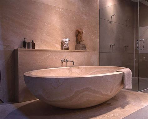bathtub by forest inspired by the japanese