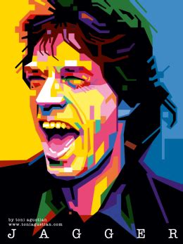 wpap  mick jagger  rolling stones
