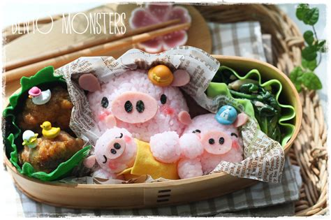 Bento Boxes by Creative Of Two Packs Up Magical Bento Box Lunches For