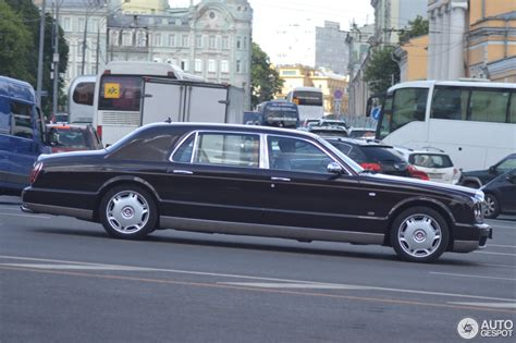 bentley mulliner limousine bentley arnage rl mulliner limousine 27 juni 2016