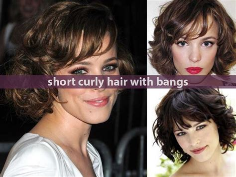hair style for hair with bangs charming curly hair with bangs 2018 hairstyle for