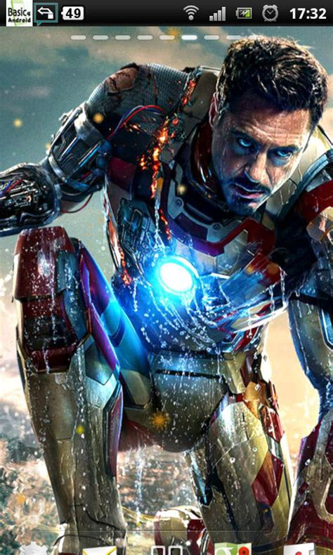 iron man wallpaper apk android