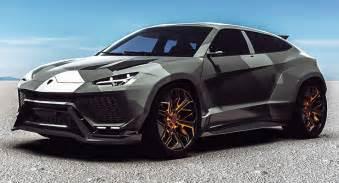 Lamborghini Uros Lamborghini Urus Isn T Even Out Yet And Tuners Are Already