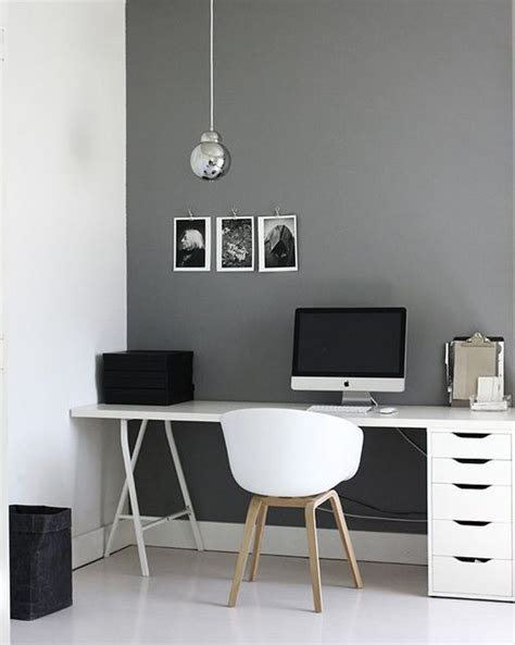 minimalist office table best 25 minimalist office ideas on pinterest minimalist