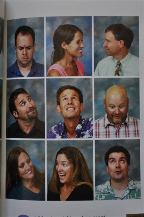 brady bunch faculty picture google search yearbook