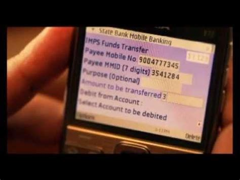 interbank mobile payment service i m p s videolike