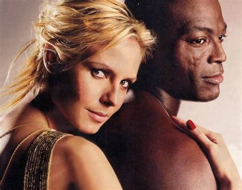 heidi klum and husband hollywood heidi klum with her husband seal in images and