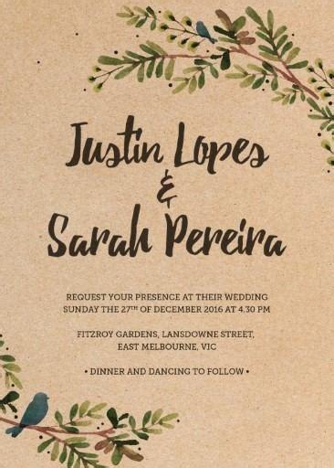 Wedding Invitation Design Nz by Wedding Invitation Design Nz Image Collections