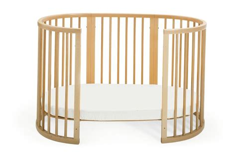 Stokke Oval Crib by Stokke Sleepi Crib Bed Cribs Furniture Nursery