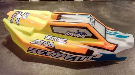 Srx Caliper Guard Set serpent srx4 jared kirkwood build