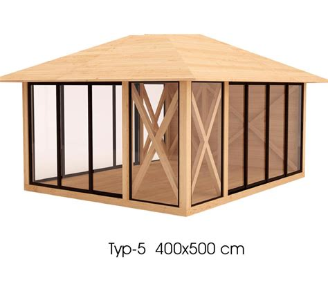 pavillon 4 x 5 günstig pavillon ture gartenpavillon aus holz