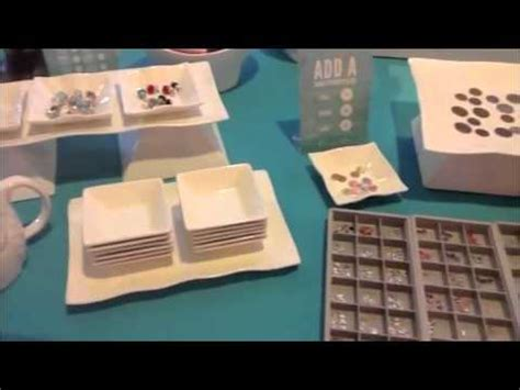 Origami Owl Jewelry Bar Setup - maureen s origami owl jewelry bar mov