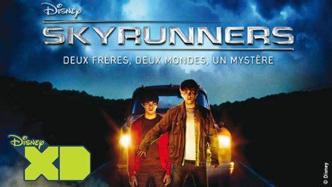 les film de disney xd skyrunners d 233 couvrez la bande annonce d un film