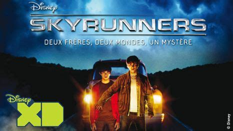 film disney en france skyrunners l 233 v 232 nement en france sur disney xd 224 18h