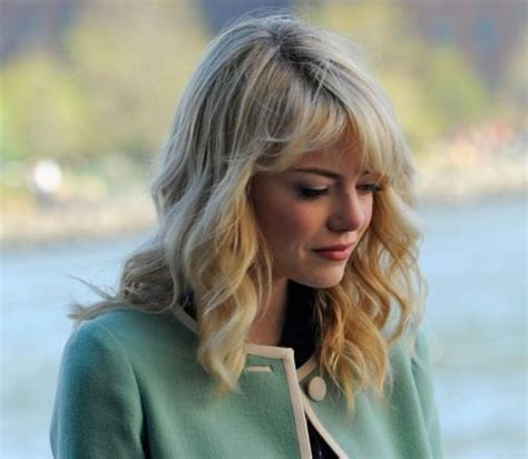 emma stone death emma stone confirms a big gwen stacy spoiler for the