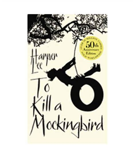 to kill a mockingbird 0099549484 to kill a mockingbird 50th anniversary edition paperback english 2015 buy to kill a