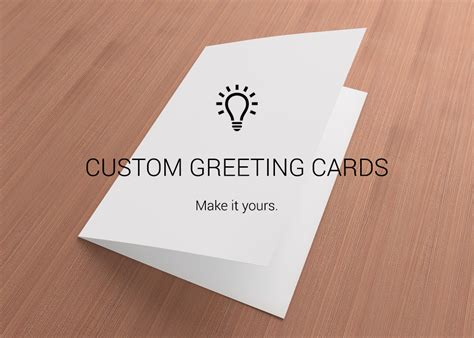 Greeting Card Template Diocesan Custom Card Template