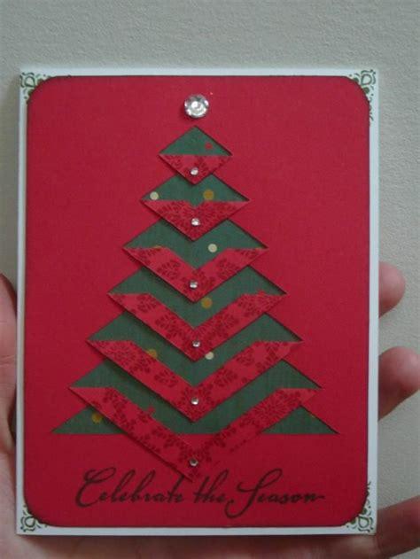 1001  Ideen   Weihnachtskarten basteln   tolle