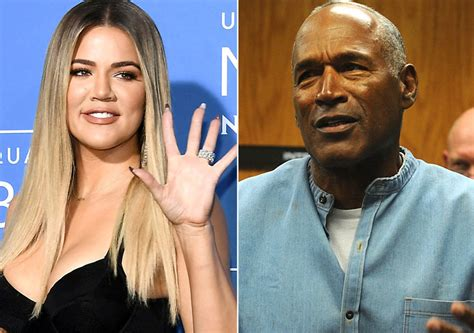 Gossip Take On The Oj Simpsonfox rumor bust khlo 233 and o j are not