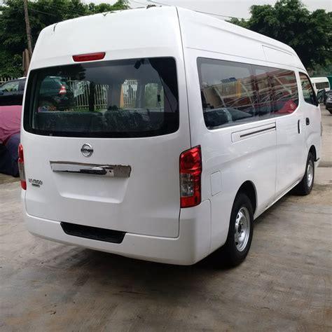 nissan urvan seat sold brand nissan nv350 urvan 18 seat executive