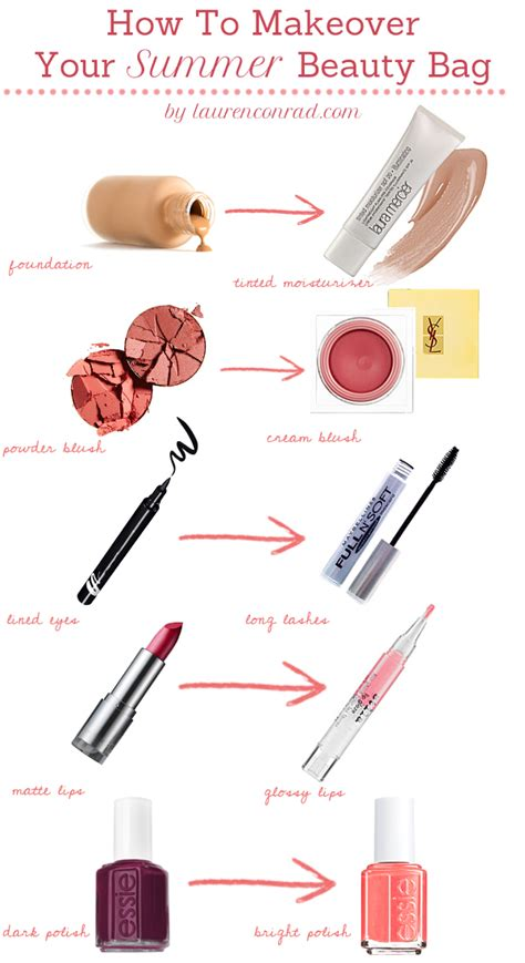 8 Makeup Tips For The Heat by Heat Summer Product Swaps Conrad