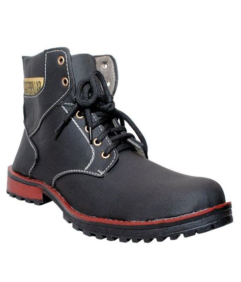 snapdeal boots blackwood black boots price in india buy blackwood black