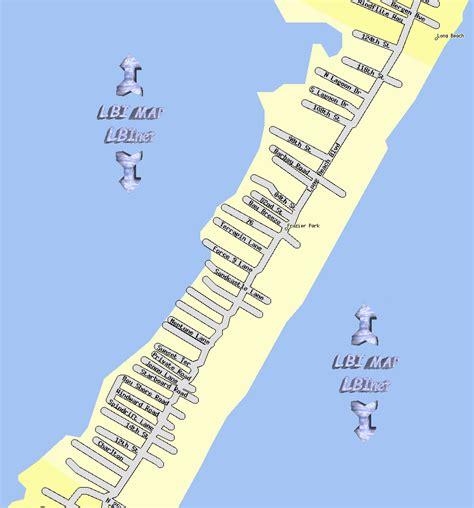lbi map lbi maps section 12 frazier park
