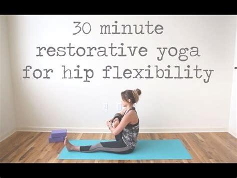 30 Minute Detox by Restorative 30 Min Of Easy Rest Release Detox