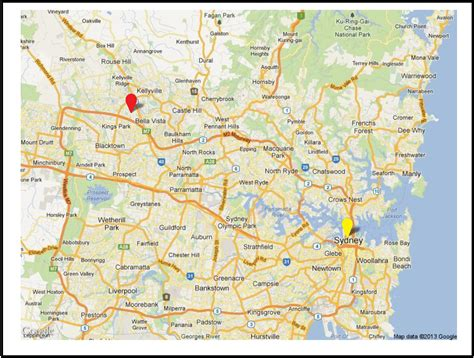 suburbs of map sydney suburb map quotes