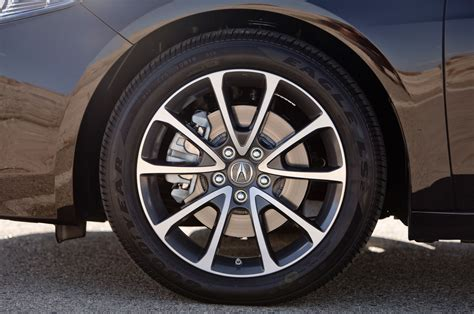 2015 acura tlx 35 sh awd front driver side wheel photo 15