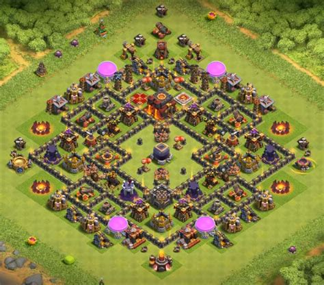 dark elixir protection layout in coc top 50 best th9 bases in the world new 2018 war