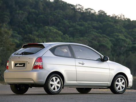 3 Door Hyundai by Hyundai Accent 3 Door Au Spec 2006 11