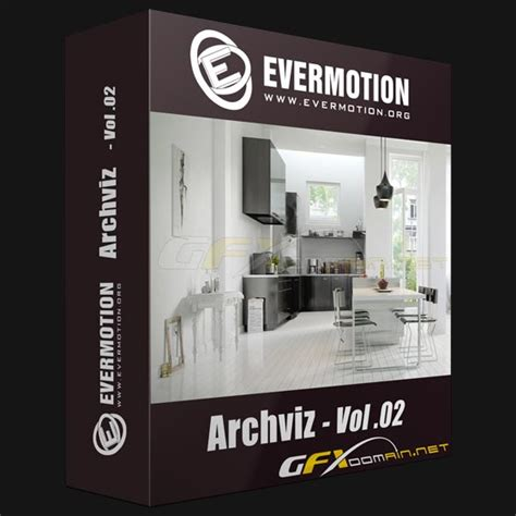 Ready Exo Vol 03 Exact evermotion the archviz vol 2 gfxdomain