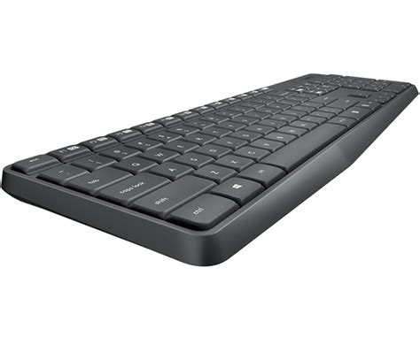 Grosir Logitech Combo Mk235 Mouse Keyboard Wireless logitech mk235 wireless keyboard and mouse ready set type