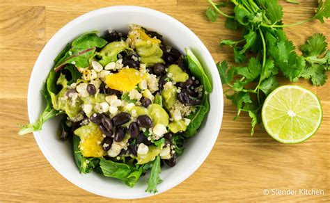 mexican quinoa salad with black beans and shape magazine mexican quinoa black bean and corn salad with creamy