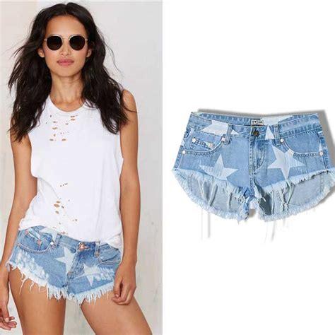 Celana Wanita Meong Meow buy grosir bintang celana pendek from china bintang celana pendek penjual aliexpress