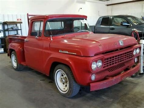 58 Ford Truck by 58 Ford F Series Truck Great Shape Original Classic