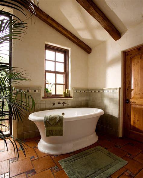 adobe bathrooms adobe ranch