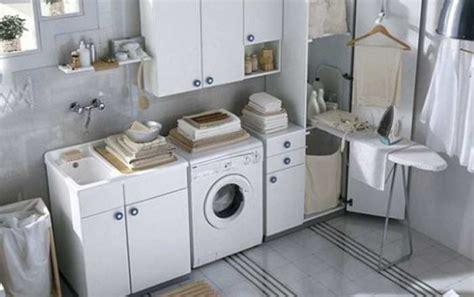 arredare un bagno molto piccolo come arredare bagno lavanderia piccolo mobile lavandino