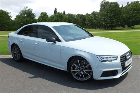 Audi 3 0 A4 by Used 2017 Audi A4 Saloon S Line 3 0 Tdi Quattro 218 Ps S
