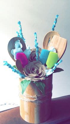 Diy Kitchen Utensil Bouquet 1000 Images About Projects For The Future On