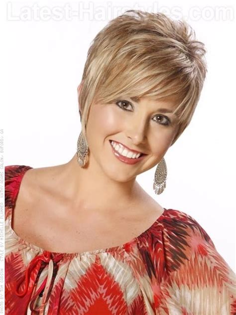 short plus size hair staly 25 best short haircuts for women