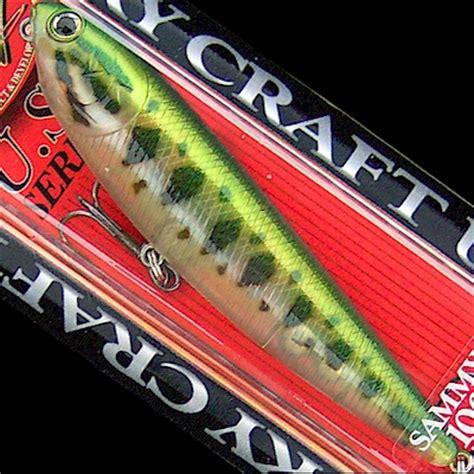 Lucky Craft Sammy 100 Black bassdozerstore lucky craft sammy 100 115 topwater walking baits