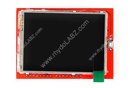 24 Inch Tft Lcd Touch Screen Module Shield Arduino Baru 2 4 inch tft lcd touch screen module for arduino